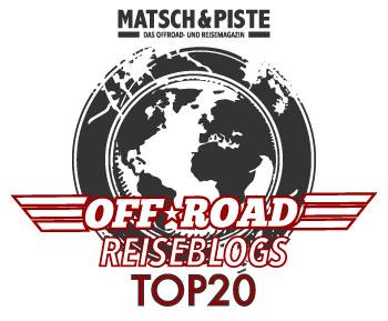 Logo Top20 Offroad-Reiseblog