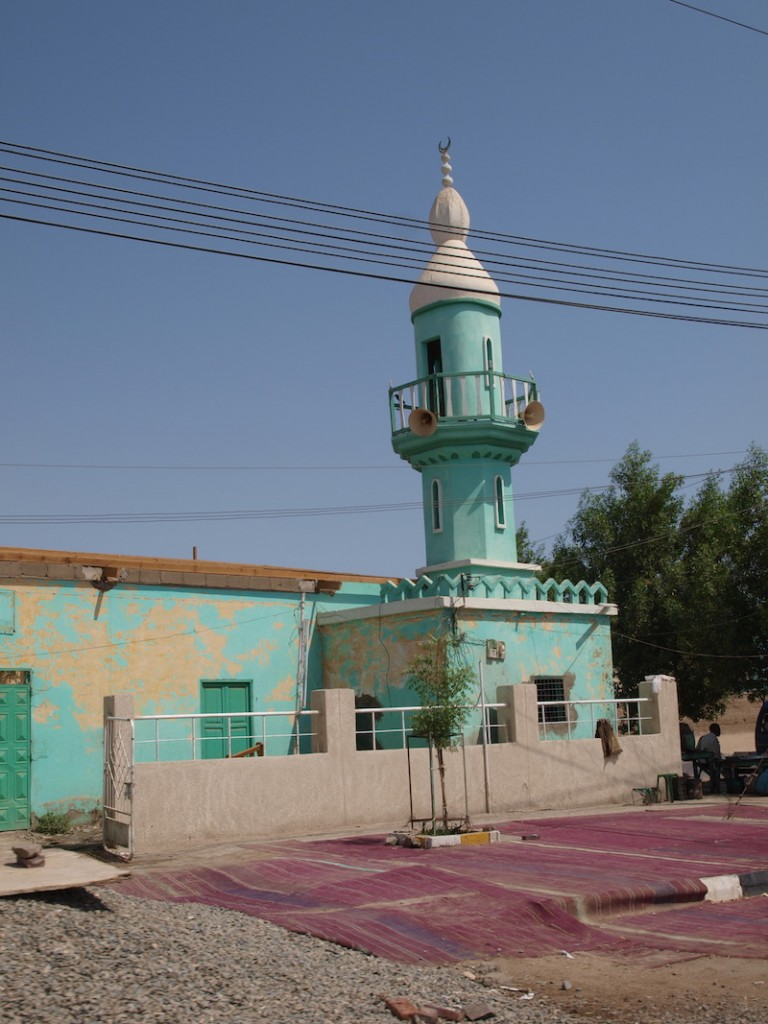 Moschee in Port Sudan