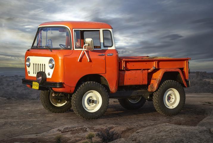 Jeep Konzept 2017: FC 150 von 1960