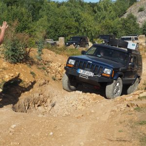 Jeep Club Deutschland Archaeopteryx Tour