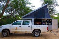 "Der Safari Camper auf ""Toyota Hilux""-Basis"