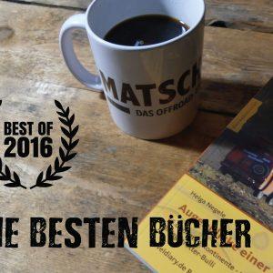 Die besten Bücher 2016