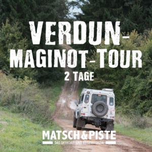 Verdun-Maginot-Tour