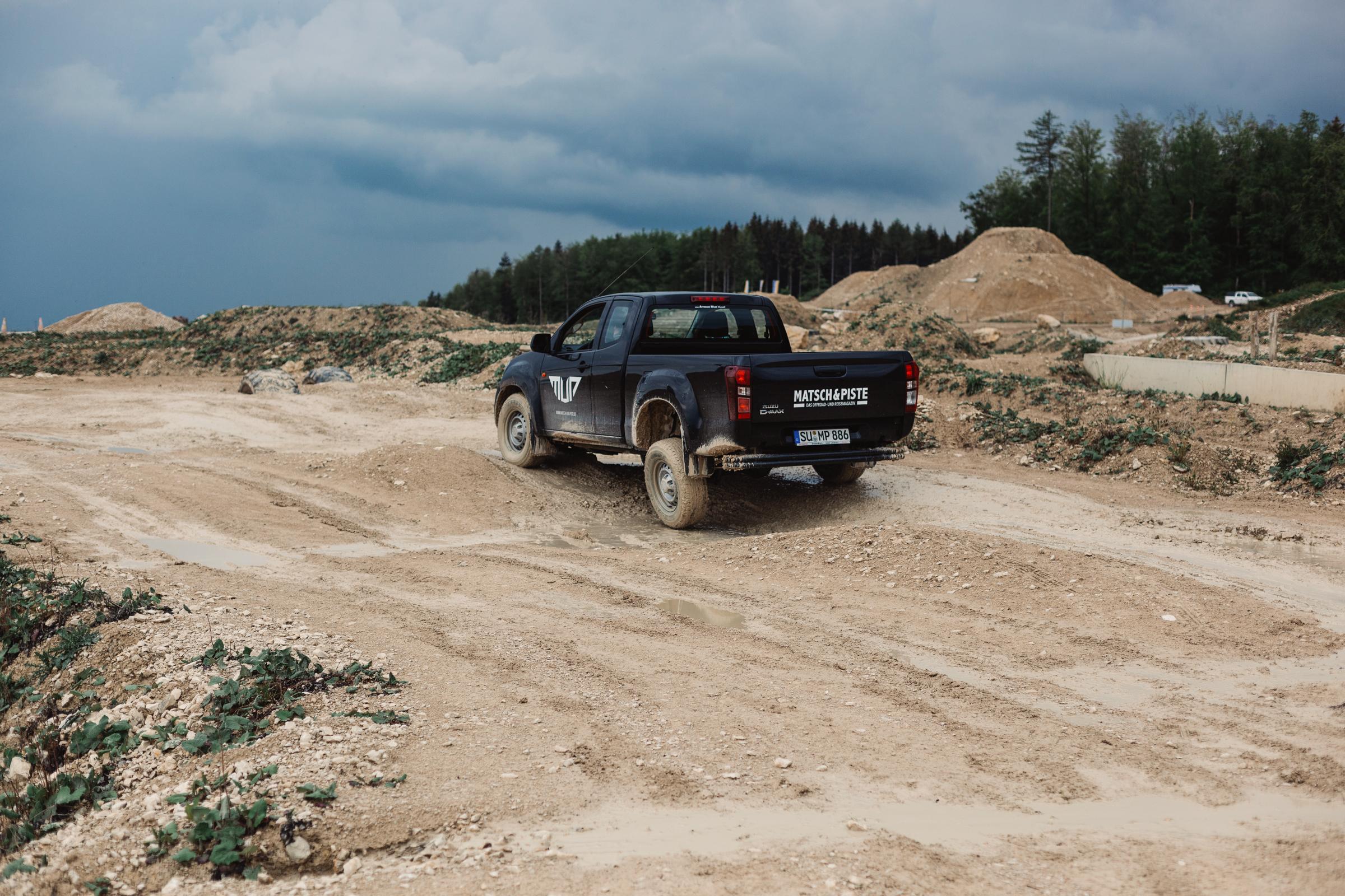 Matsch&Piste Offroad-Training by Quadrofaktum