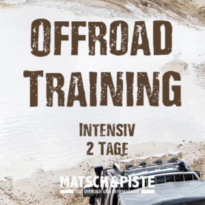 Offroad-Training intensiv