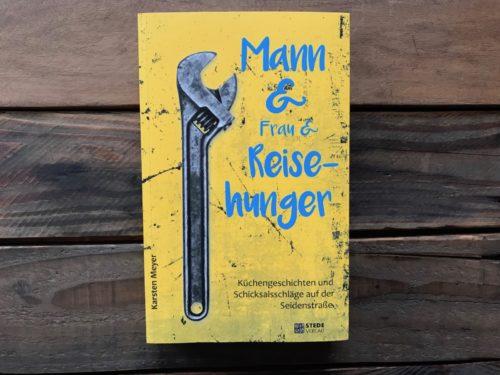 Buch Mann & Frau & Reisehunger