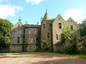 East End House, Thankerton, Schottland