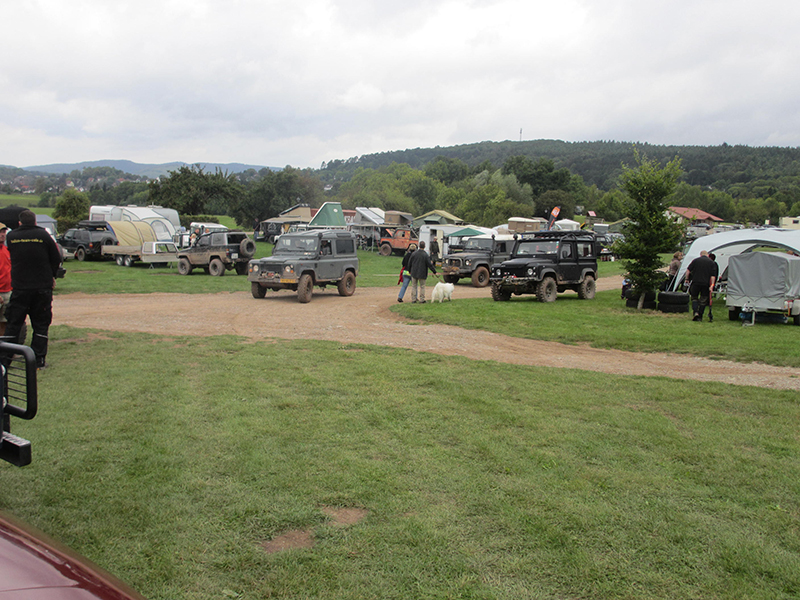 Mammut Festival 2014 Camping