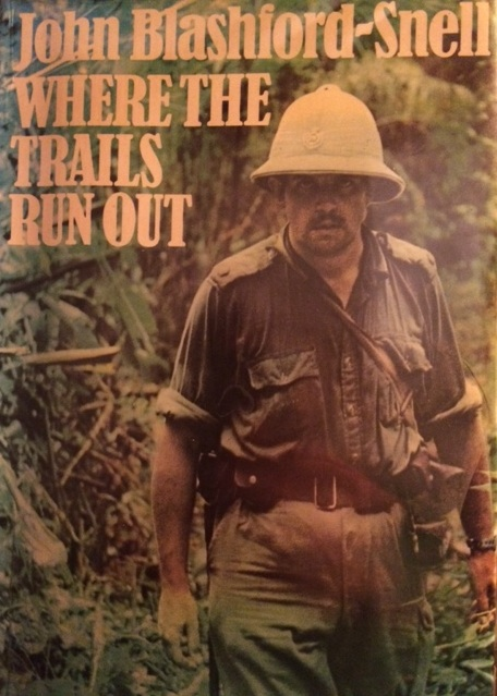 Buch: Where the Trails Run Out