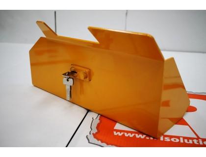 LRI Solutions Pedal Lock Defender Td4. © Foto: LRI Solutions