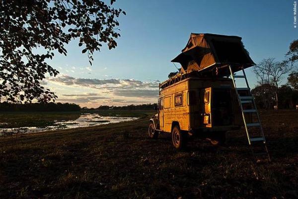 Bushcamp pantanal