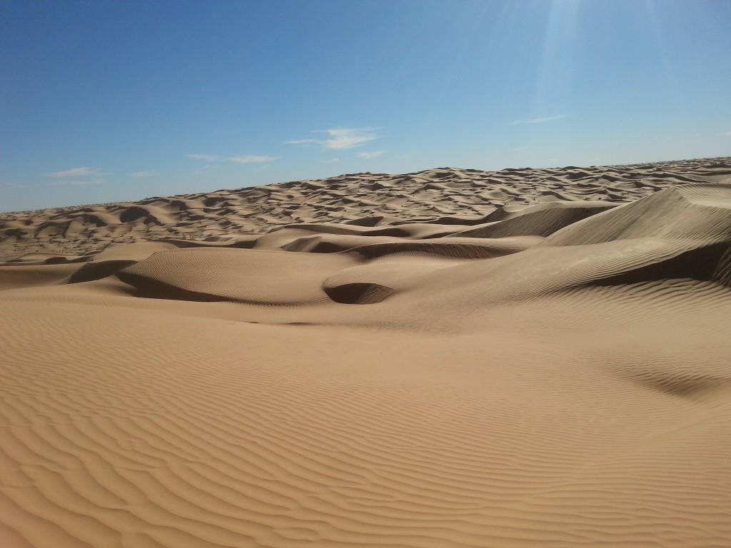 Wüste, Tunesien