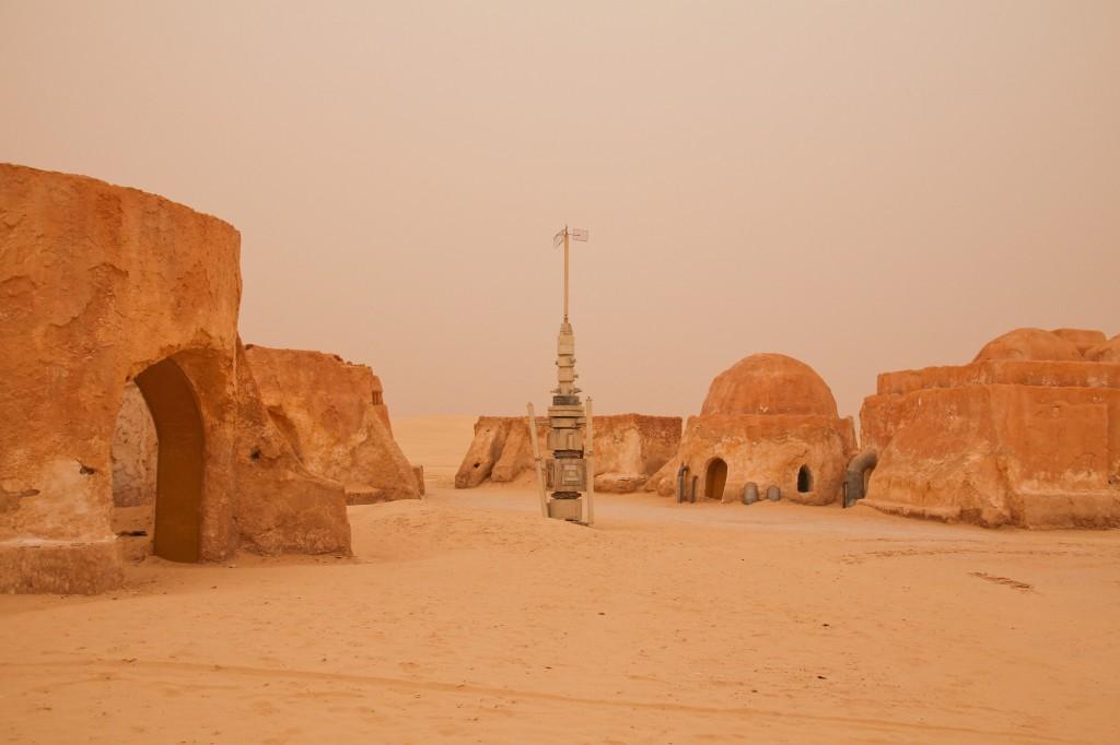 Star Wars Kulisse, Tunesien