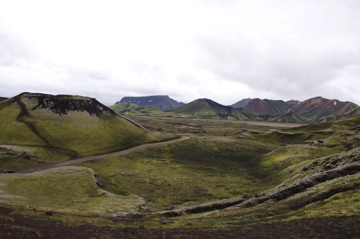 Gegend um Landmannalaugar, Island