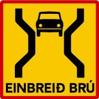 Einbreið Brúk