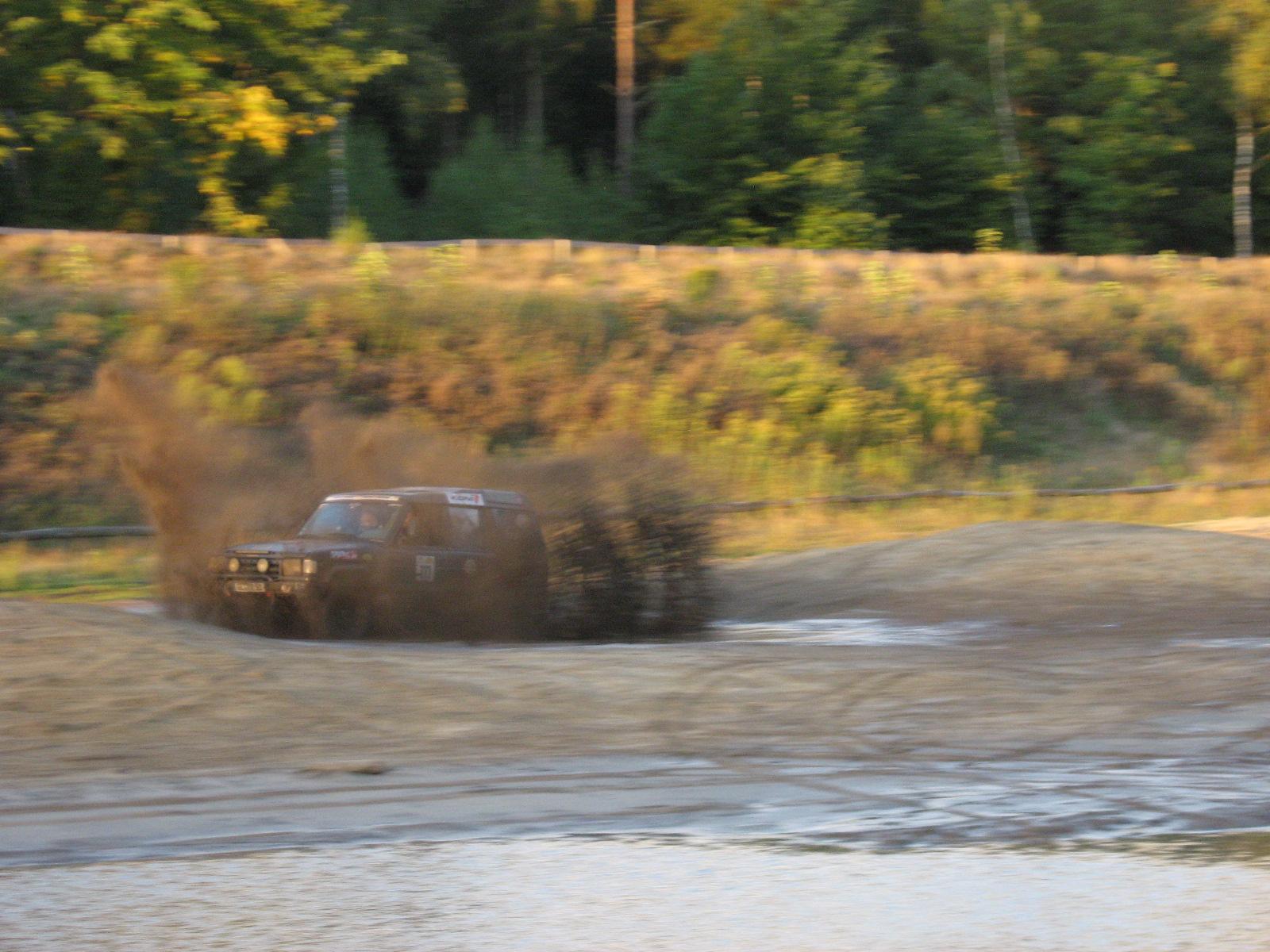 Programmpunkt Rallye-Taxi, 2012
