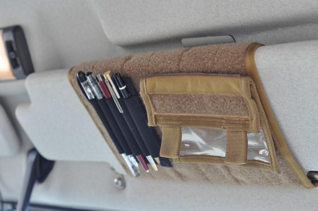 Delta Bags - Lens Hood Panel