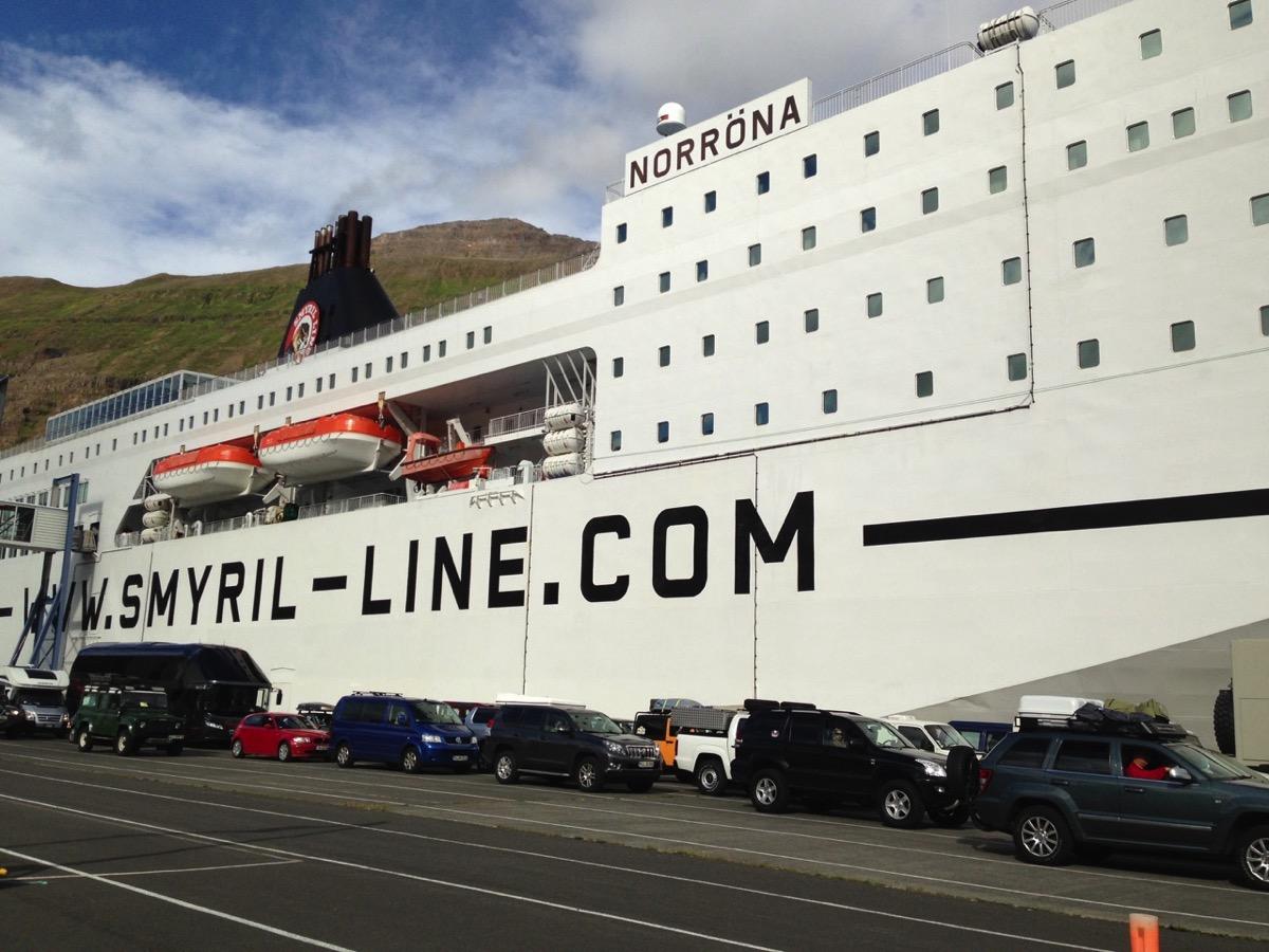 Smyril Line MS Norröna