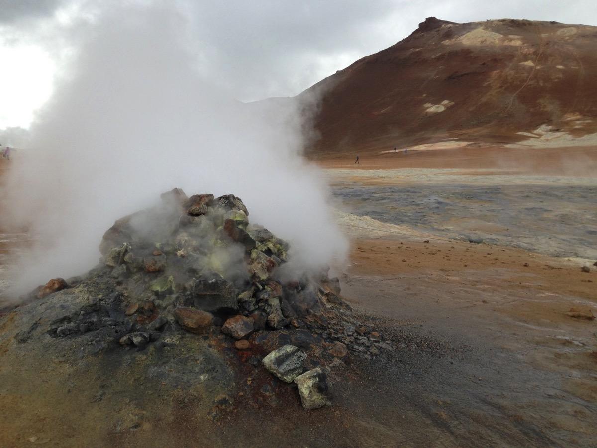 Thermalgebiet, Island