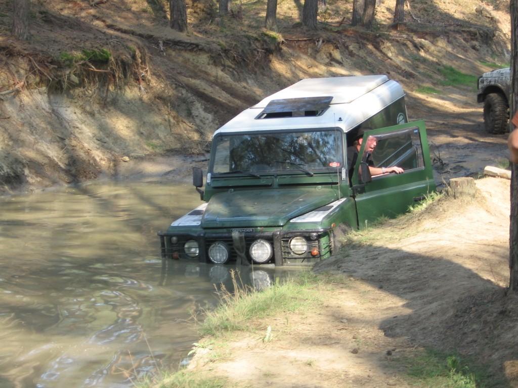 Offroadspaß bei der Abenteuer Fürstenau