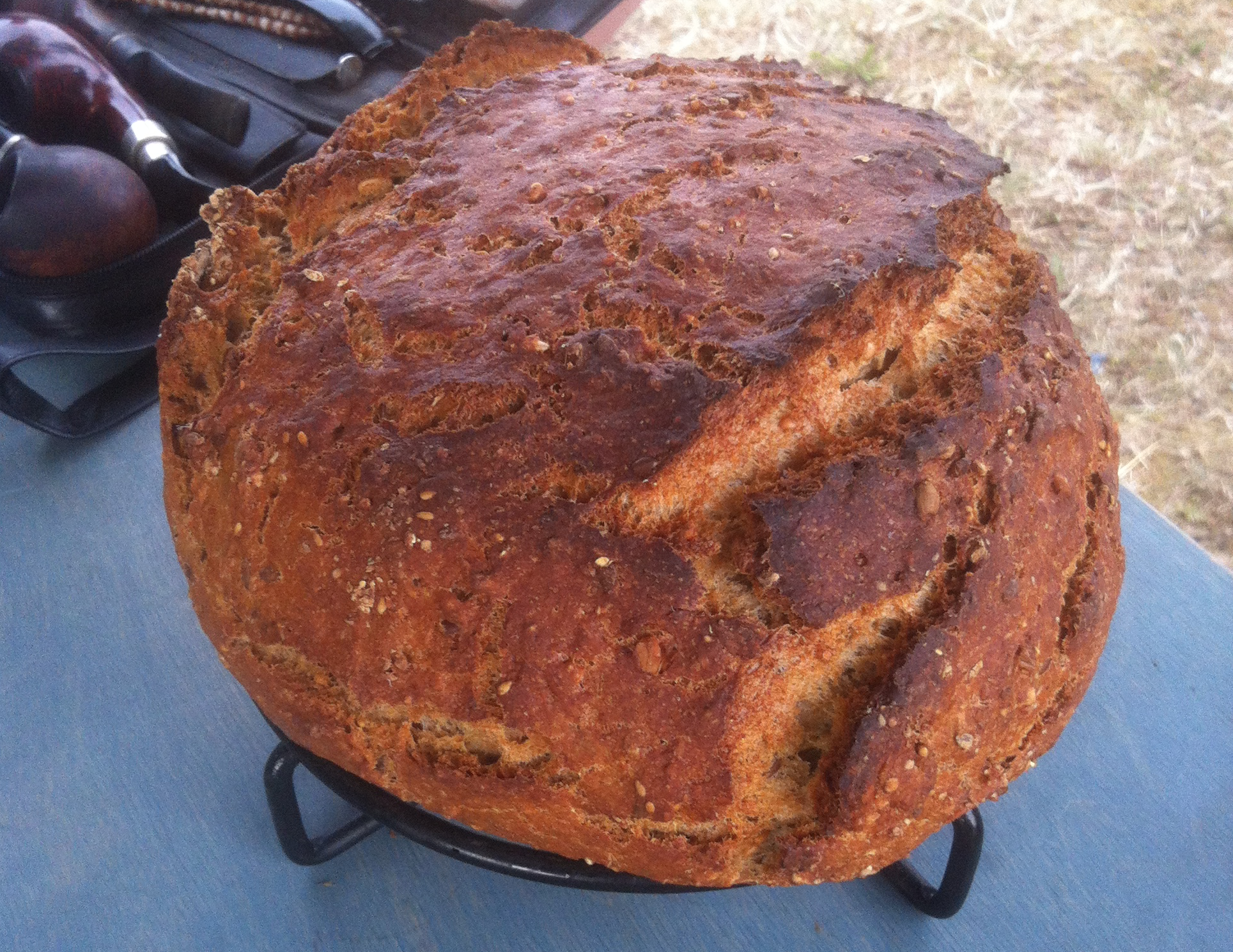 Rezept Dutch Oven Brot