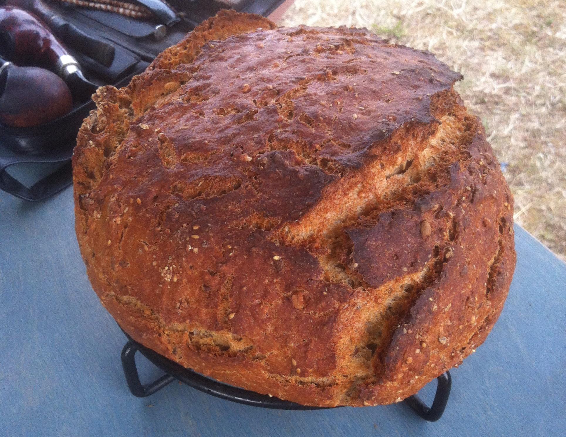 Rezept Dutch Oven Brot