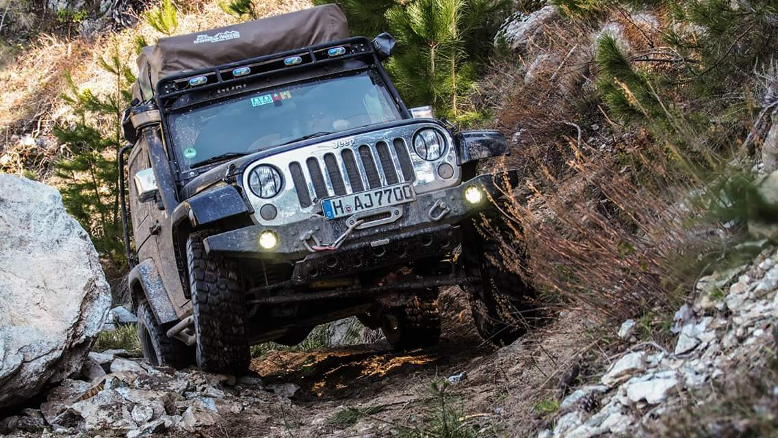 Jeep Wrangler JK Workshops