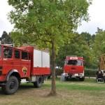 Feuerwehr auf Expedition
