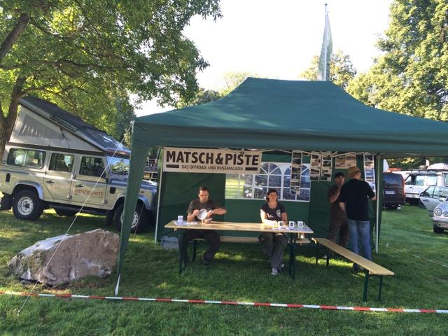 MATSCH&PISTE auf dem Mammut-Landy-Festival
