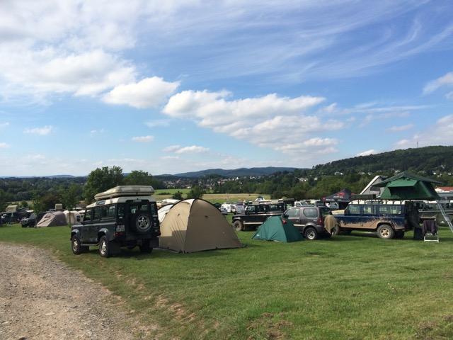 Die Camp-Area