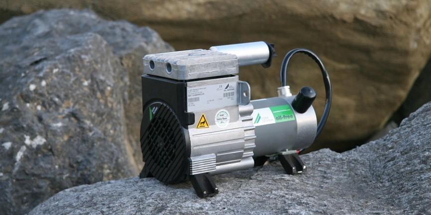 Entreq, Kompressor Dürr KK15 D-040