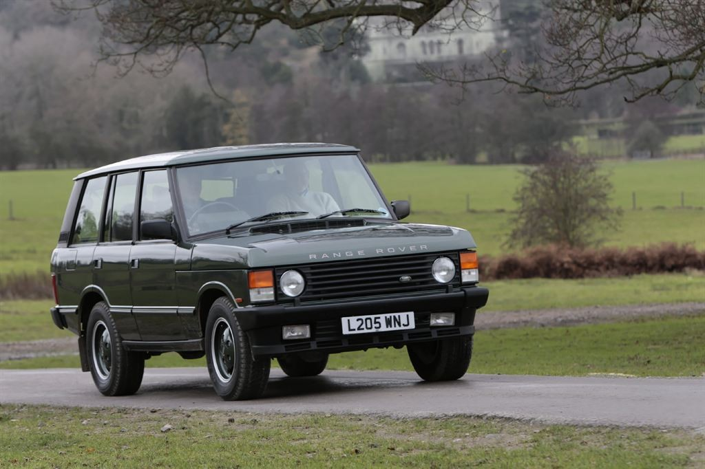 Land Rover Heritage, Range Rover Classic