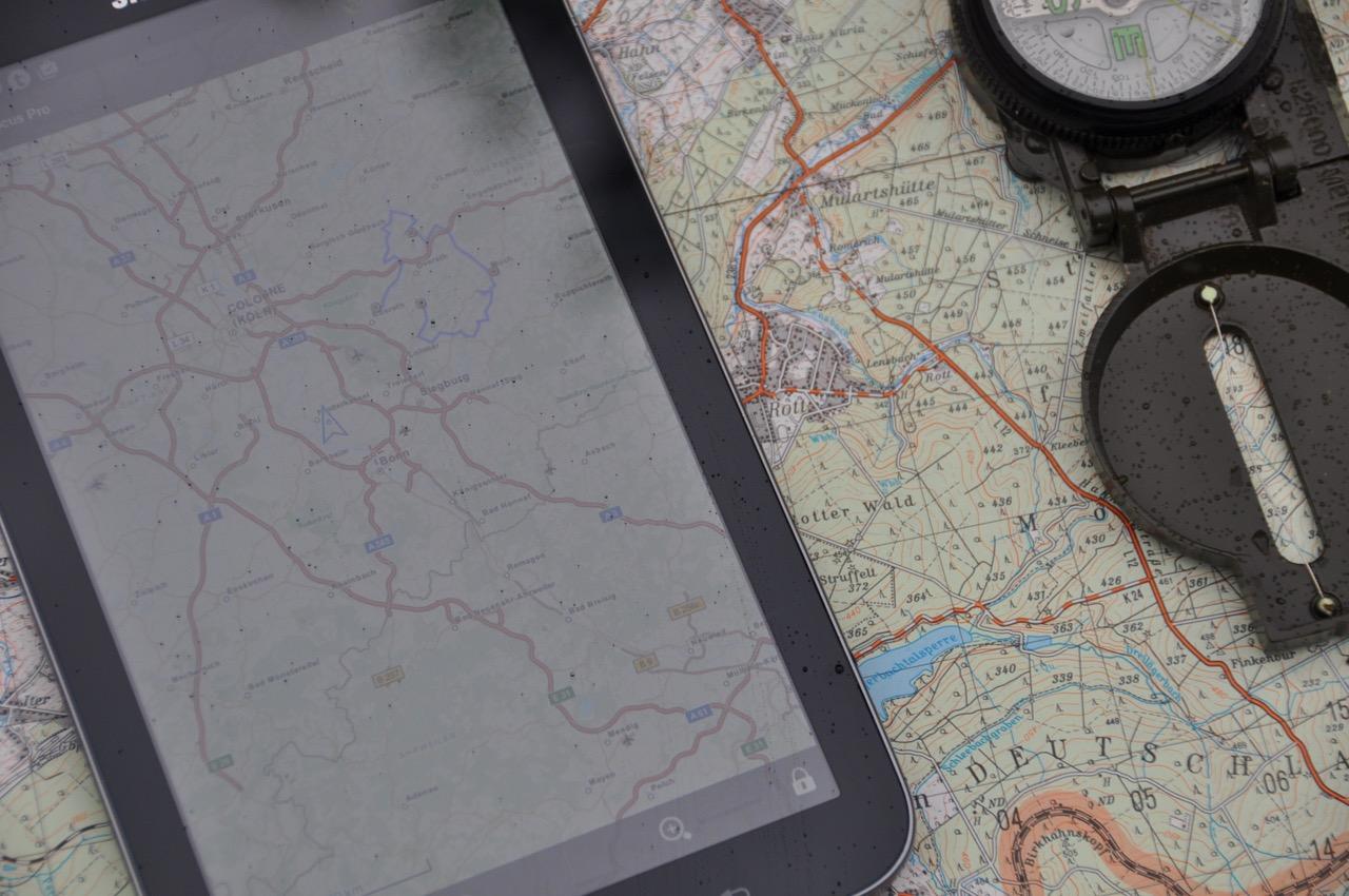 Offroad-Navigation