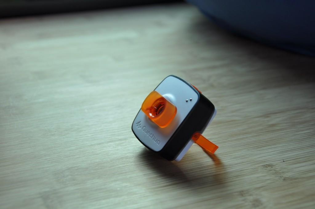 Aku-LED-Leuchte von Quenchua