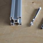 Bosch-Profile und Gewindeschneider