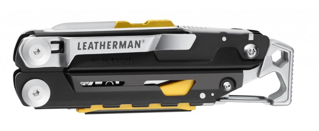 Leatherman Signal geschlossen