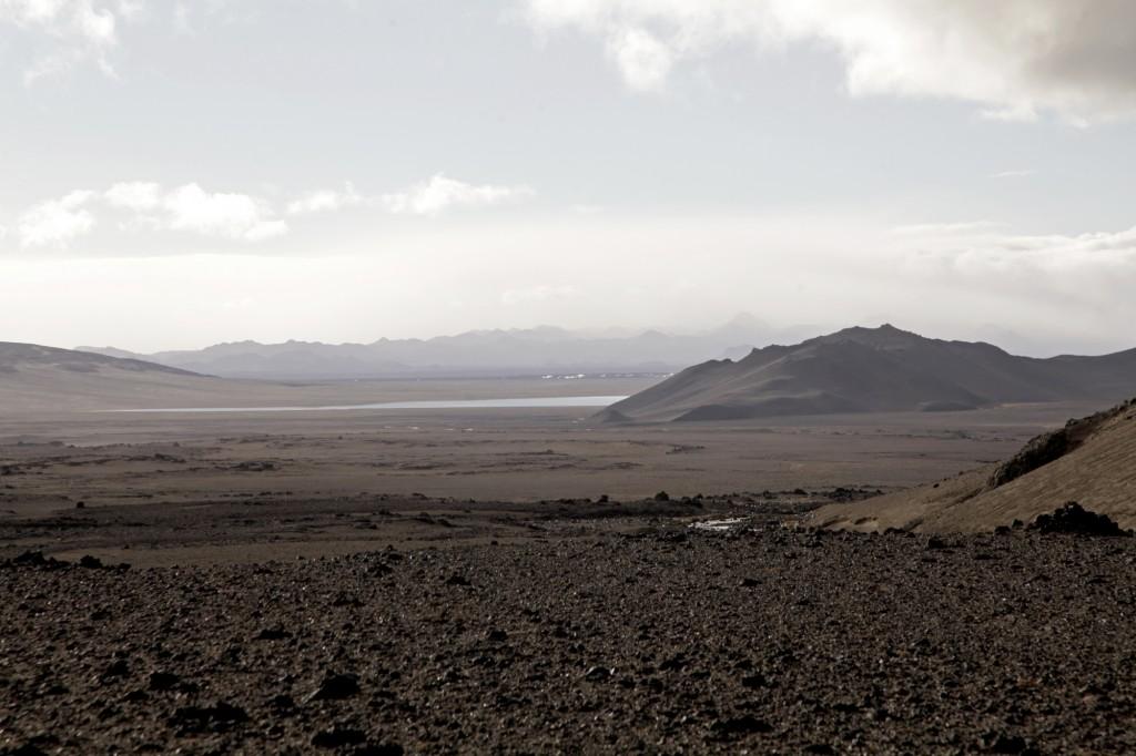 Herbst auf Island - Dampfwolken des Holuhrain