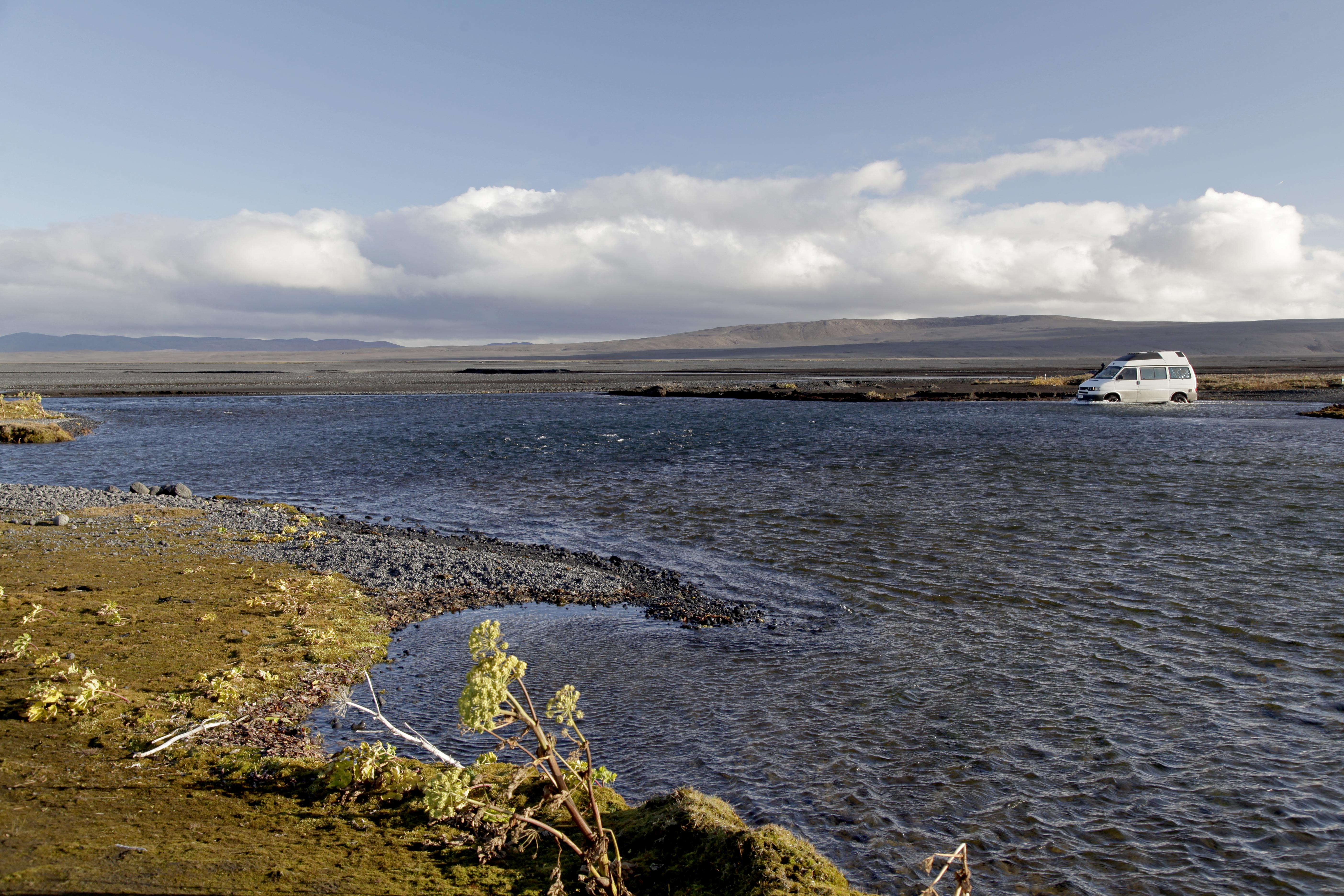 Island im Herbst Titelbild