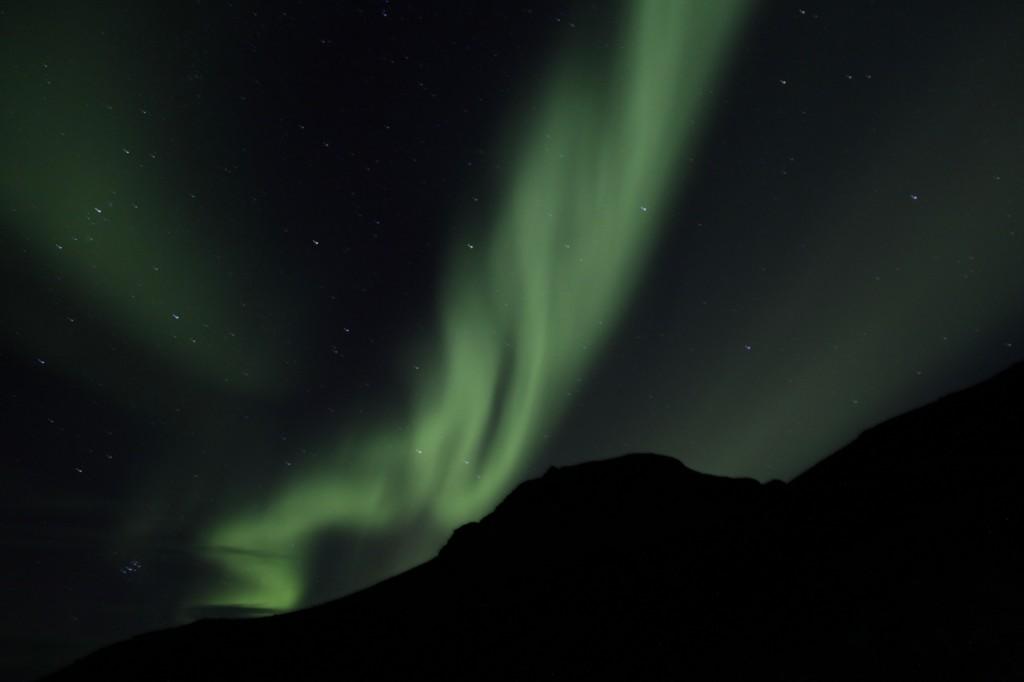 Nordlichter, Kverkfjöll