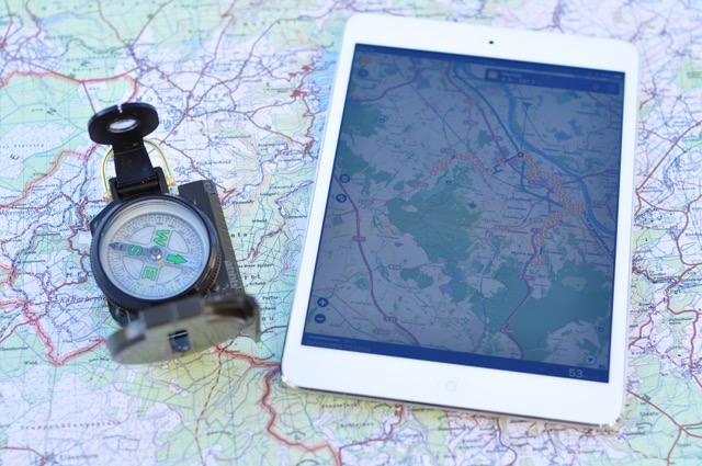 Navigation Teil 2, Apple iOS Apps