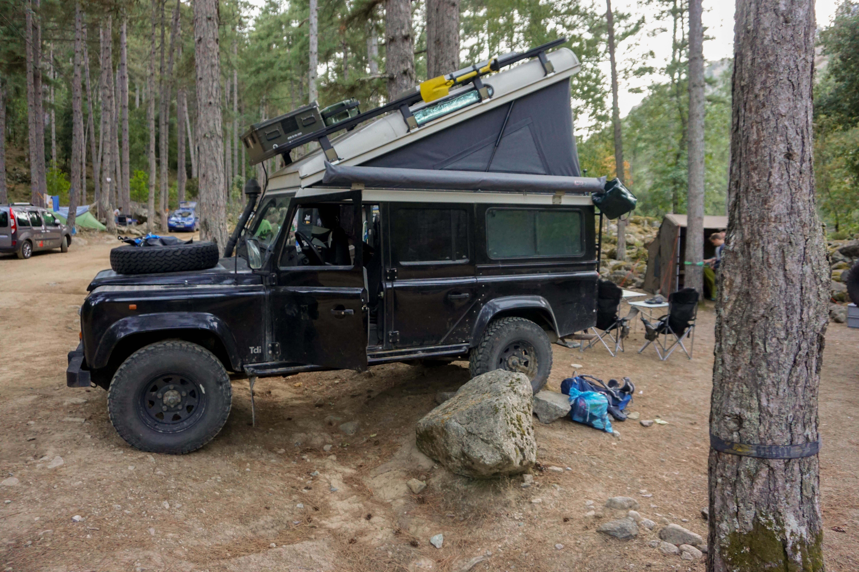 Outdoorküche Camping Ungaran : Offroad zu korsikas klettergebieten matsch&piste