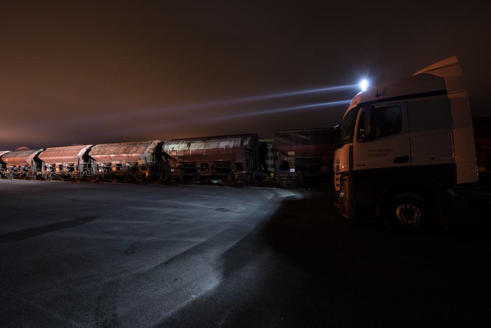 Nolden Fernlicht für Reisemobile