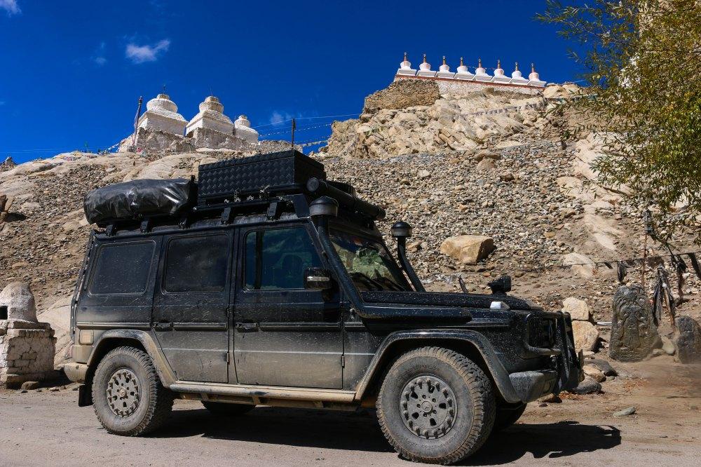 Shey, ehem. Hauptstadt Ladakhs in Indien
