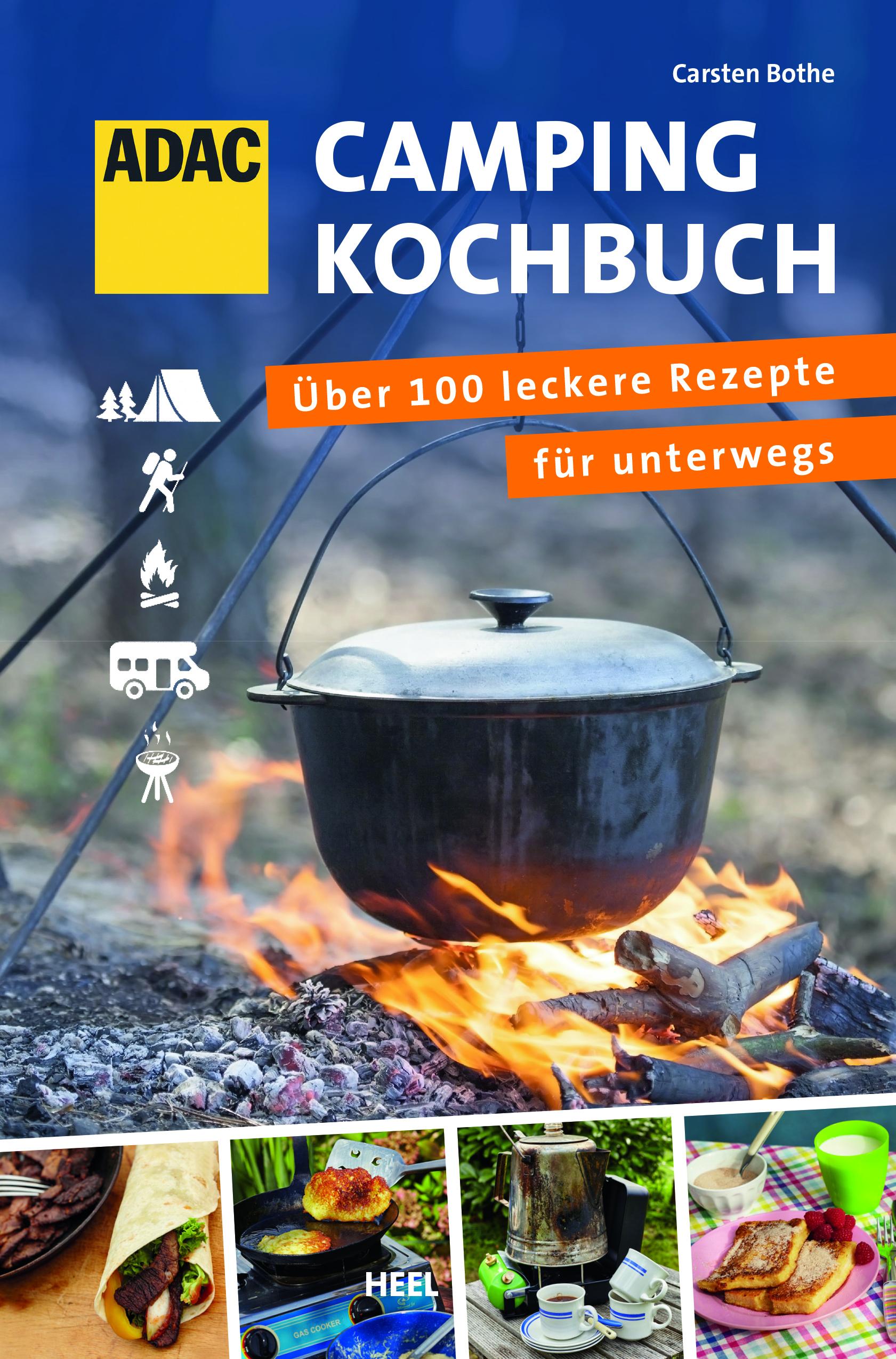 ADAC Campingkochbuch von Carsten Bothe