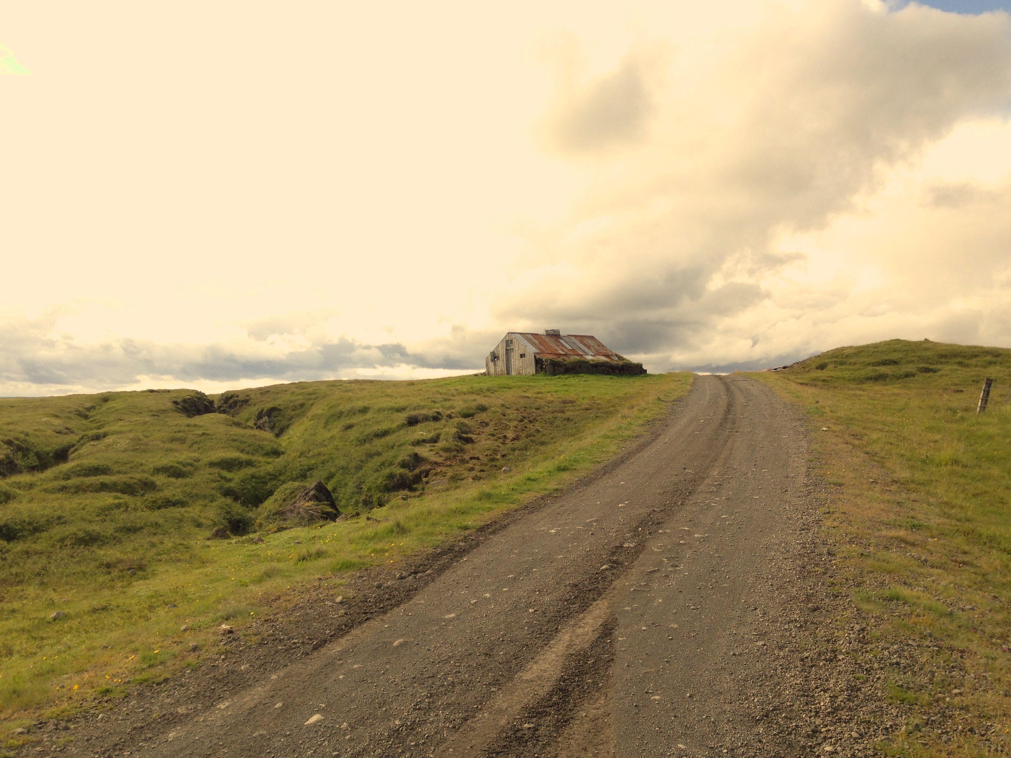 Neue Karten für Island
