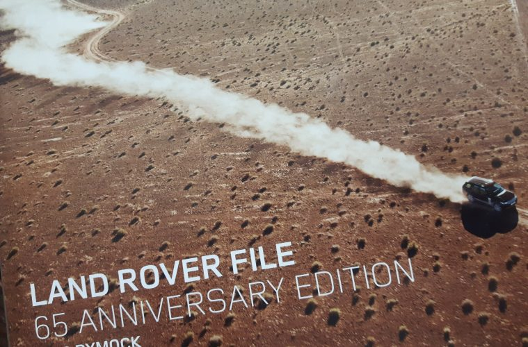 Land Rover File - Eric Dymock