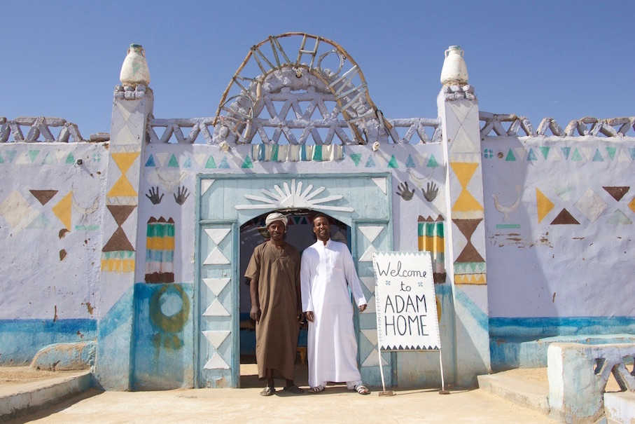 """Ein guter Platz für Overlander - Das """"Adam Home Overland Camp"""", Ägypten"""