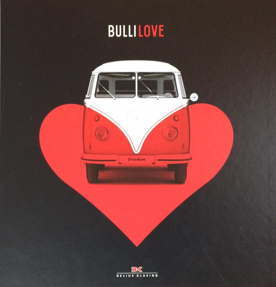 Titelbild Bulli Love