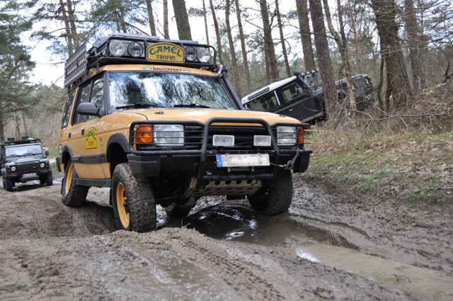 Messe Offroad West