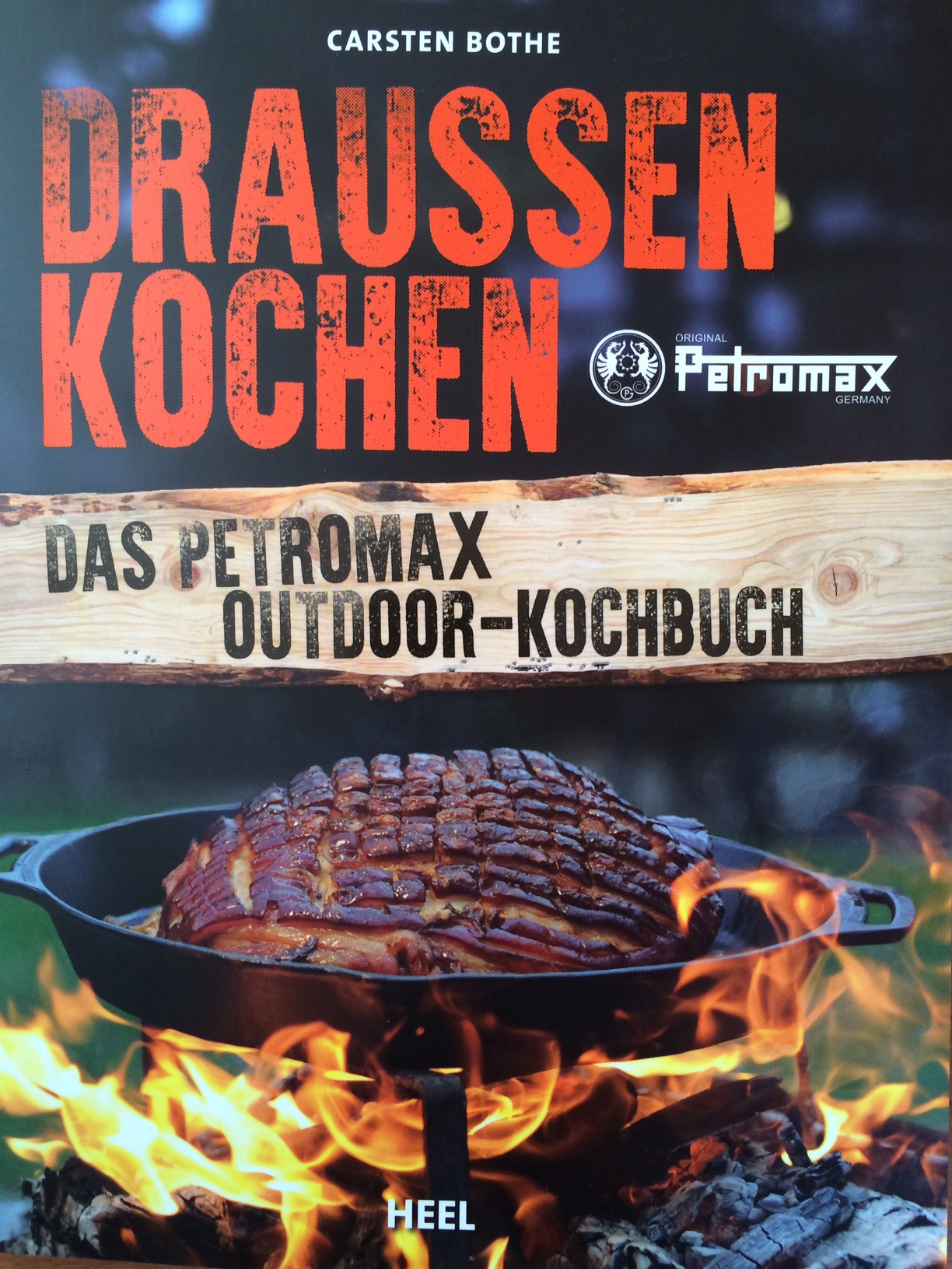 Petromax Outdoor-Kochbuch